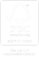 FSC - The mark of resposnisble forestry